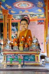 Roluos - temple Lolei