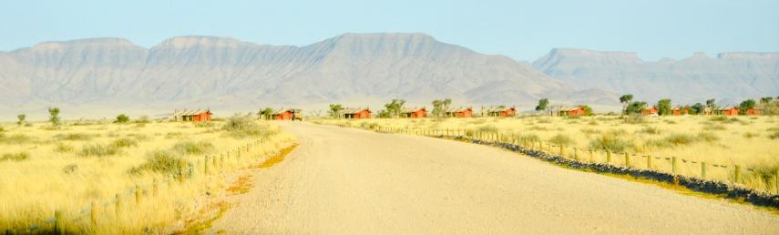 sesriem. desert camp