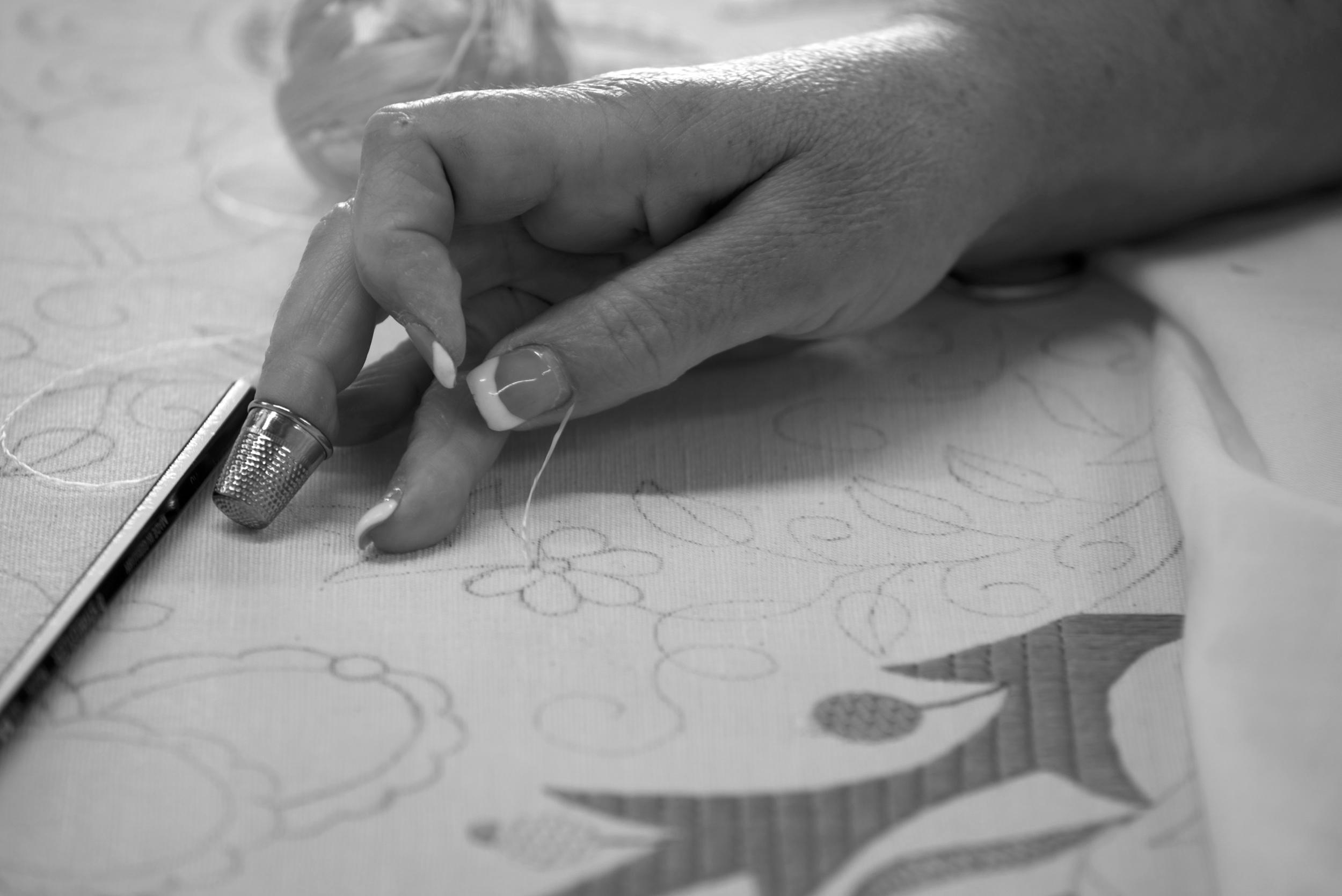 A arte da lã